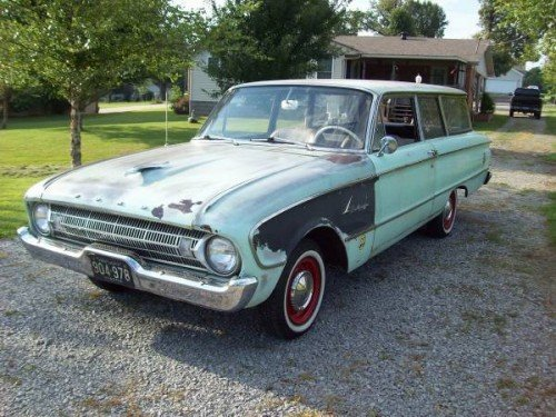 1961 Madisonville TN