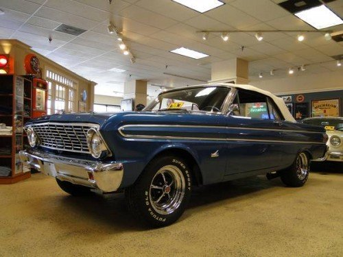 1964 ford falcon convertible 302ci manual for sale in glen burnie md. Black Bedroom Furniture Sets. Home Design Ideas