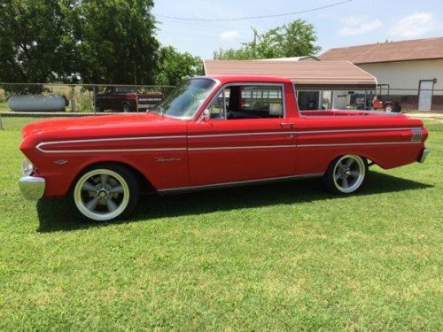 1964 Ford Falcon Ranchero 302 V8 Manual For Sale in ...