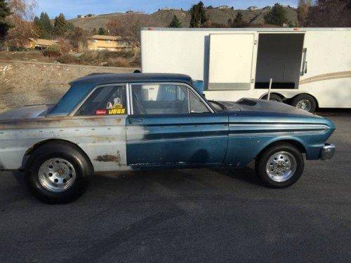 1964 Ford Falcon 2 Door Race Car For Sale in Wenatchee, WA