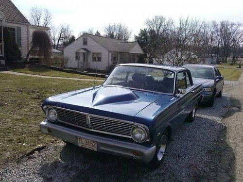 1965 Ford Falcon 2 Door 351w V8 C6 Auto For Sale in Akron, OH