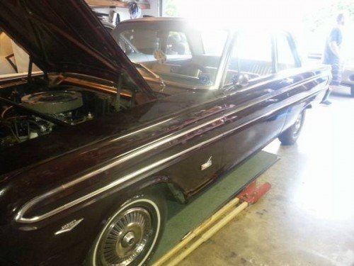 1965 Ford Falcon 2 Door 302 V8 Auto For Sale In Kent Wa