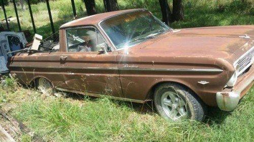 1965 Ford Falcon Ranchero V8 Auto For Sale in Oklahoma ...