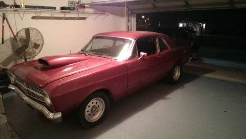 1967 Ford Falcon 2 Door 347 C4 Auto For Sale In