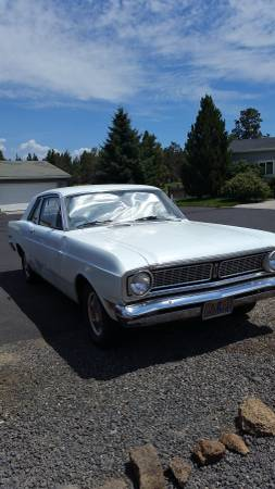 1968 Ford Falcon 2 Door Manual For Sale in Redmond, OR