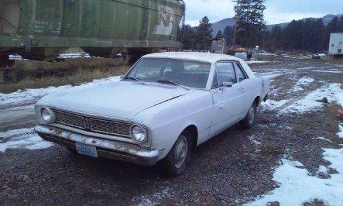 1969 Dixon MT