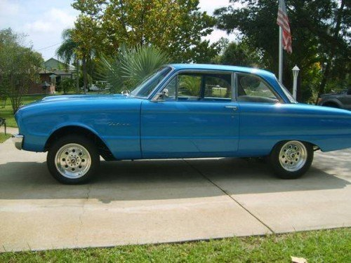 1960 Ford Falcon 2 Door 302 Manual For Sale in Charlotte, NC