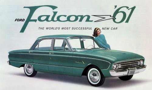 1961 Ford Falcon AD