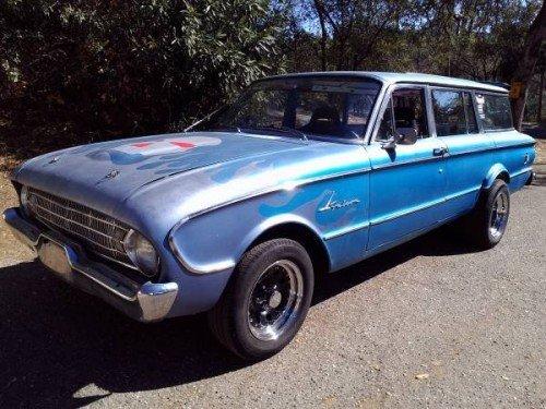 1961 Auburn CA
