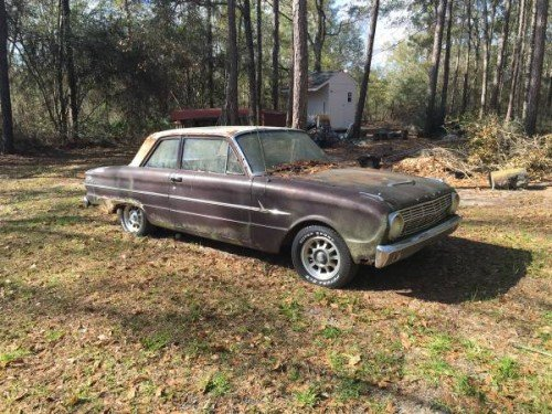 1963 De Funiak Springs FL