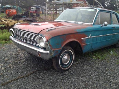 1963 Abbotsford BC