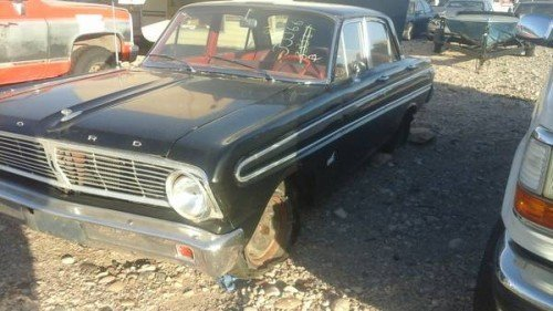 Craigslist Mohave County Az >> 1964 Ford Falcon 4DR Straight 6 Auto For Sale in Fort