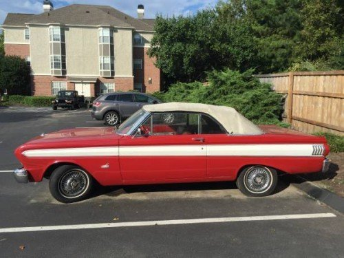 Craigslist Mohave County Az >> 1964 Ford Falcon Convertible Automatic For Sale in Memphis, TN