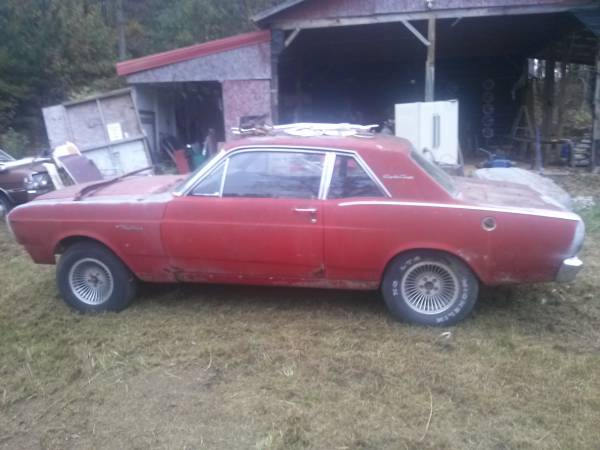 1966 Ford Falcon 2DR Coupe 289 For Sale in Chatsworth, GA