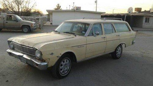 1966 El Paso TX