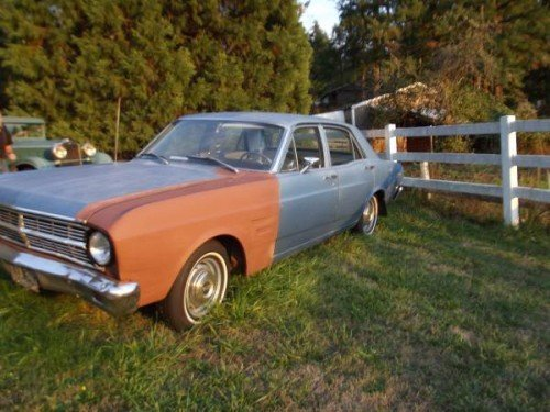 Craigslist Daytona Beach Florida >> 1967 Ford Falcon 4 Door 170 V6 Manual For Sale in Cottage ...