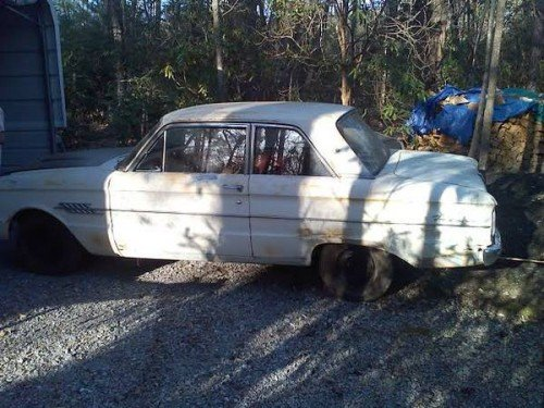 1962 Ford Falcon 2DR Coupe Manual For Sale in Unicoi, TN
