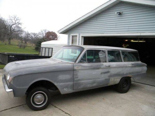 1962 Ford Falcon Wagon For Sale in Madison WI