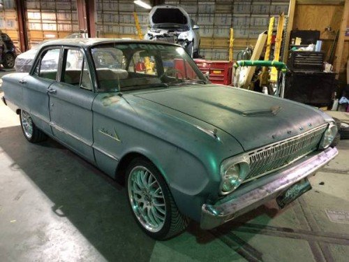 1963 Ford Falcon 2 Door V6 Manual For Sale in Wichita ...