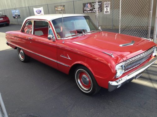 1962 Ford Falcon 2 Door 302cid V8 Auto For Sale in ...