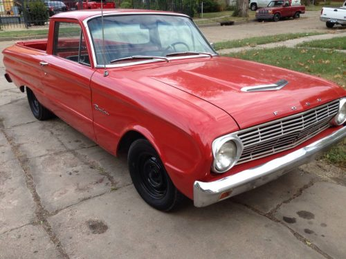 Craigslist Idaho Falls >> 1963 Ford Falcon 2 Door Inline 6 Manual For Sale in ...