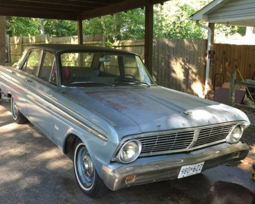 1965 Ford Falcon 4 Door V6 Automatic For Sale in Lusby, MD